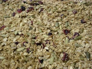 Our outstanding fresh and delicious granola